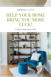 How to make your home lucky feng shui tips